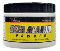 Hitec Nutrition Beta Alanin 250 g