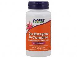 Now Foods Co-Enzyme B-Complex 60 kapslí