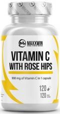 MaxxWin Vitamín C 900 se šípky 120 kapslí