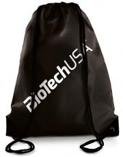 BiotechUSA Fitness bag černý