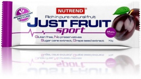 Nutrend Just Fruit Sport 70 g