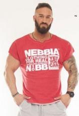 Nebbia Reg Top 921 červený