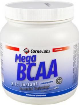 Carne Labs Mega BCAA 2:1:1 Instant Fermented 400 g