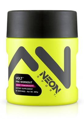Neon sport Volt Pre-Workout 190 g (36 dávek)