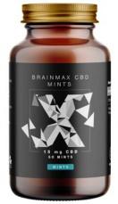 Brainmax CéBéDé Mints 15 mg, 60 bonbónů