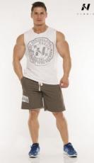 Nebbia Fitness nátělník 946 bílý