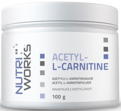NutriWorks Acetyl-L-Carnitine 100 g