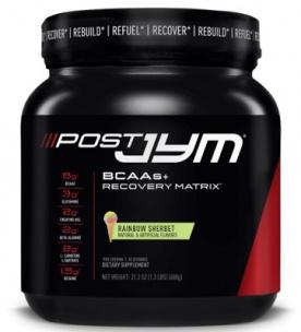 JYM Post Jym BCAAs + Recovery Matrix 600 g