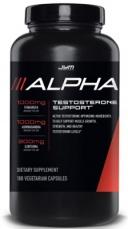 JYM Alpha Testosterone Support 180 kapslí