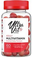 UltraVit Gummies Adult Multivitamin 60 želé bonbónů