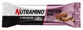Nutramino Protein Bar 64 g - Marshmallow a Malina VÝPRODEJ 7.2021