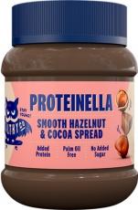 HealthyCo Proteinella 400g - čokoláda a lískový oříšek VÝPRODEJ (POŠK.OBAL)