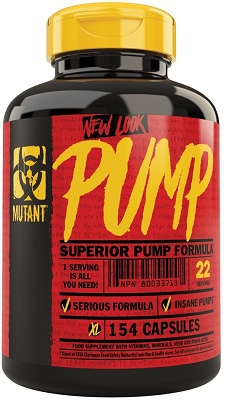 PVL Mutant Pump 154 kapslí