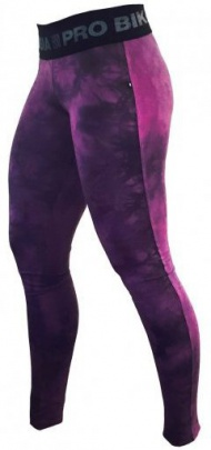 Nebbia Fitness legíny Batika 836 fialové