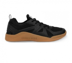 Gorilla Wear obuv Gym Hybrids Black/Brown