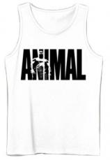 Universal Animal pánské tílko bílá