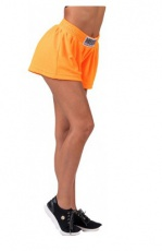 Nebbia Kraťasy Rebel Hero boxerské šortky 519 oranžové