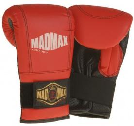 Mad Max Boxovací rukavice pytlovky červené