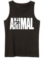 Universal Animal pánské tílko Iconic Tank Top černá
