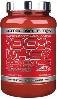 Scitec 100% Whey Protein Professional LS 920g
