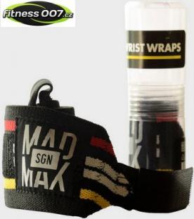 Bandáže elastické na zápěstí Mad Max
