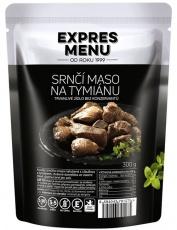 Expres menu Srnčí maso na tymiánu 300 g