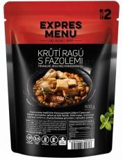 Expres menu Krůtí ragú s fazolemi 600 g