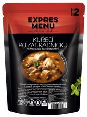 Expres menu Kuřecí po zahradnicku 600 g