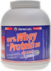 Carne Labs 100% Whey protein 80 2200 g
