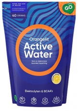 Orangefit Active Water 300 g - citron