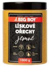 Big Boy Lískoořechový krém 1000 g VÝPRODEJ