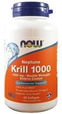 Now Foods Krill Oil Neptune 1000 mg 60 kapslí