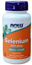 Now Foods Selenium 200 μg