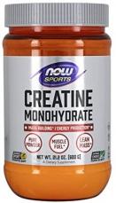 Now Foods Kreatin monohydrát 600 g