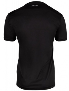 Gorilla Wear Pánské tričko Fargo T-shirt Black