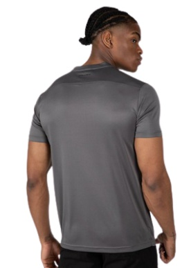 Gorilla Wear Pánské tričko Fargo T-shirt Gray