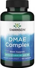 Swanson DMAE Complex 130 mg 100 kapslí