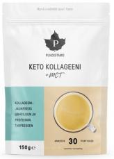 Puhdistamo Keto Collagen + MCT