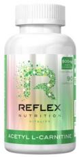 Reflex Acetyl-L-Carnitine 90 kapslí