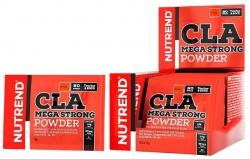 Nutrend CLA Mega Strong Powder 30 x 5 g - pomeranč