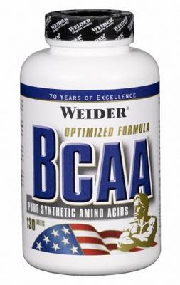 Weider BCAA + vitamin B6 - 130 tablet PROŠLÉ DMT