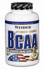Weider BCAA + vitamin B6 - 130 tablet