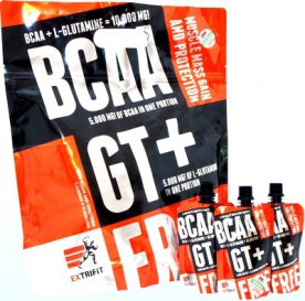 Extrifit BCAA GT+ 25 x 80 g