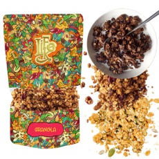 Lifelike Granola 400 g