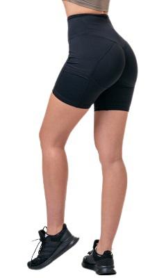 Nebbia Fit & Smart dámské cyklistické šortky 575 black