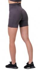 Nebbia Fit & Smart dámské cyklistické šortky 575 marron