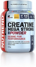Nutrend Creatine Mega Strong Powder 500 g PROŠLÉ DMT