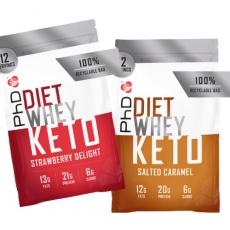 PhD Diet Whey Keto Protein 600 g
