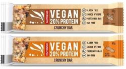 Nutrend Vegan Protein Crunchy Bar 40 g