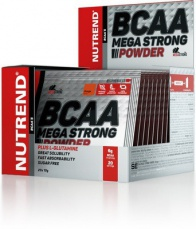 Nutrend BCAA Mega Strong Powder 20 x 10 g